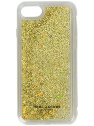 Marc Jacobs Glitter Iphone 7 Case Rubber Metallic