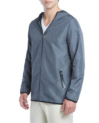 2Xist Military Sport Travel Jacket Charcoal