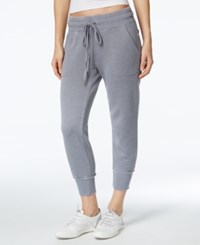 Calvin Klein Performance Soft Cropped Sweatpants Quartz