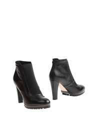 Anna F. Ankle Boots Black