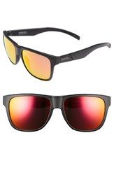 Smith Optics Men's 'Lowdown' 56Mm Sunglasses Black Red Sol X Lens Black Red Sol X Lens