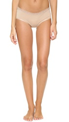 Natori Bliss Girl Shorts Cafe
