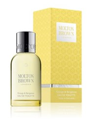 Molton Brown Orange And Bergamot Eau De Toilette 1.7 Oz.