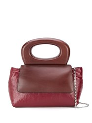 Christophe Lemaire Round Handle Tote Bag 60