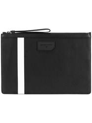 Bally Large Pouch Black