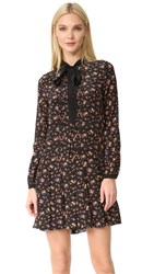 Mcq By Alexander Mcqueen Pintuck Dress Vintage Floral