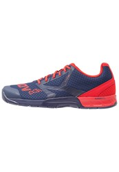 Inov 8 Inov8 Flite 250 Sports Shoes Navy Red Dark Blue