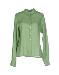 Aspesi Shirts Shirts Women Light Green