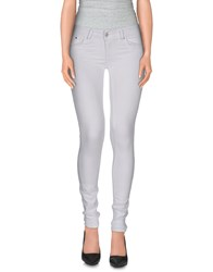 Fifty Four Trousers Casual Trousers Women White