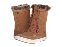 Roxy Porter Brown Women's Lace Up Boots