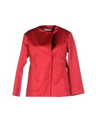 Jil Sander Suits And Jackets Blazers Women Coral