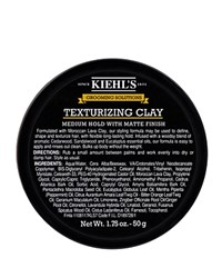 Kiehl's Since 1851 Grooming Solutions Texturizing Clay Pomade No Color