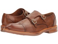 Gordon Rush Peyton Cognac Men's Slip On Shoes Tan
