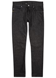 Tiger Of Sweden Pistolero Charcoal Slim Leg Jeans Nearly Black