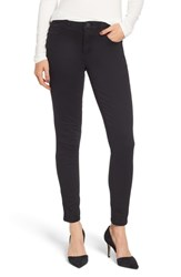Wit And Wisdom High Rise Ab Solution Skinny Jeans Black