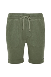 James Perse Cotton Jersey Shorts