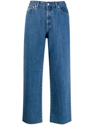 A.P.C. Cropped Straight Leg Jeans 60
