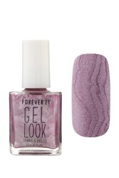 Forever 21 Orchid Gel Look Nail Polish