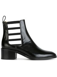 Each X Other Striped Detail Chelsea Boots Black