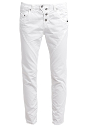 Tom Tailor Denim Lynn Relaxed Fit Jeans White