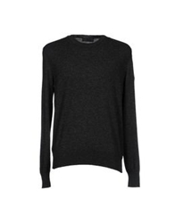 Les Copains Sweaters Steel Grey