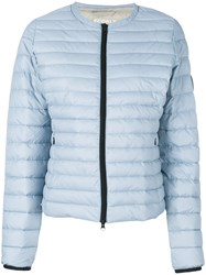 Ecoalf Puffer Jacket Blue