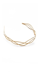 Mrs. President And Co. The Urbanista Headband 2 Tone Gold