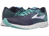 Brooks Hyperion Peacoat Navy Blue Cockatoo Women's Running Shoes