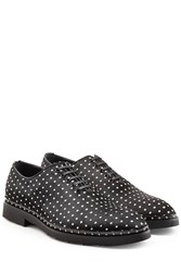 Dolce And Gabbana Polka Dot Calf Hair Loafers