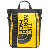 The North Face Basecamp Tote Yellow