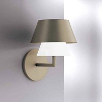 Tango Lighting Gala Mini Wall Light Gold Grey