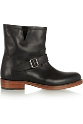 Grenson Erin Leather Ankle Boots