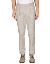 Gazzarrini Casual Pants Light Grey