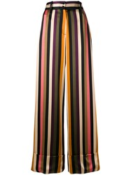 Petar Petrov Striped Trousers