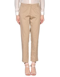 Kate Casual Pants Sand
