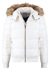 Kaporal Jotus Winter Jacket Off White Off White