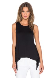 Riller And Fount Romero Fringe Tank Black