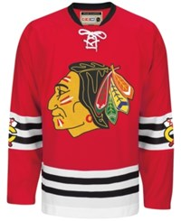 Ccm Chicago Blackhawks Classic Jersey Red