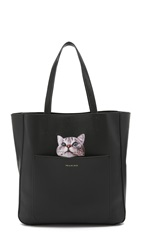 Paul And Joe Sister Elvirine Tote Black