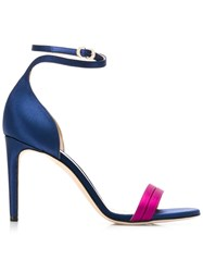 Chloe Gosselin Narcissus Sandals Blue
