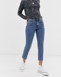 Cheap Monday Revive Bootcut Jeans Blue