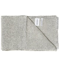 Norse Projects Alpaca Scarf Light Grey Melange