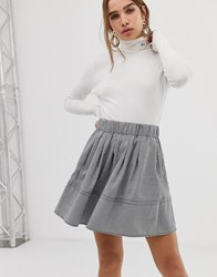 Minimum Moves By Skater Skirt Black