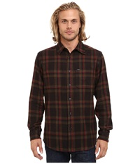 Matix Clothing Company Lincoln Flannel Black Men's Clothing