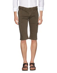 Blauer Bermudas Military Green