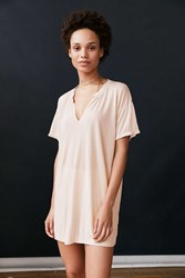 Truly Madly Deeply Storm Tunic Tee White