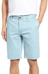 Quiksilver Men's Everyday Chino Shorts Stone Blue