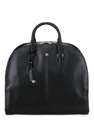 Ettore Bugatti Collection Large Leather Bag