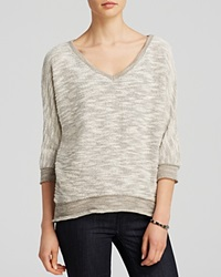 Kut From The Kloth Textured Knit Pullover