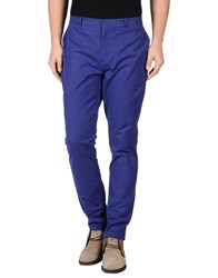 Richard Nicoll Trousers Casual Trousers Men Blue
